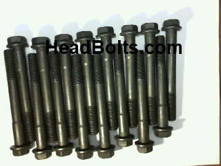 Cylinder head bolts for ford inline six 223 ,262  1/2 thread  chbs-1210