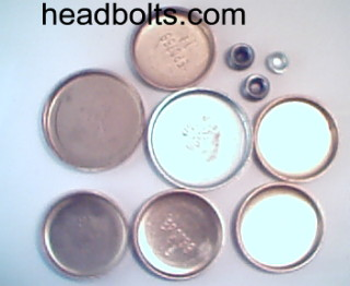 ford brass core plugs