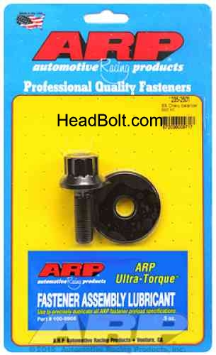 Arp Harmonic Balancer Bolts Arp Bb Chevy13 16 Head 12 Pt