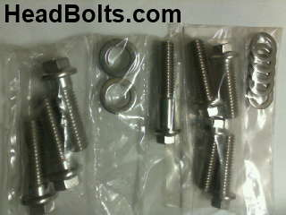 Bellhousing bolts  Mopar SB  stainless