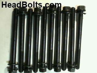 head bolt set 1.6 honda SOHC