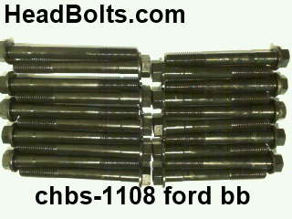 Ford bb 429 460 head bolts