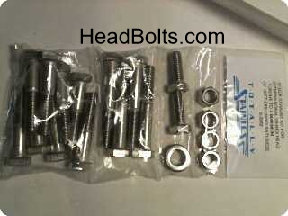 Stainless Steel EXHAUST BOLT