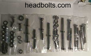 Engine & accessory fastener kit cadillac  331/365/EARLY 390