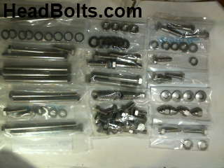 fastener kits Ford y block