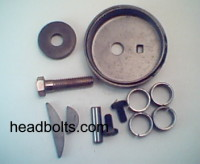 Engine finishing kit 429 /460ci Carbureted