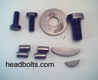 pontiac v-8 hardware kit